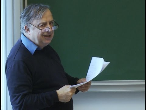 Christophe Soulé - 4/4 On the Arakelov theory of arithmetic