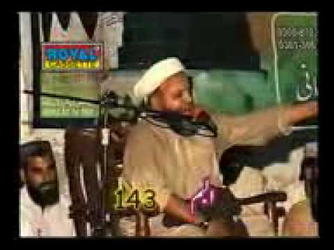 Jafar Qureshi (Amina Da Laal) part 7/7 At 66 chak Ckakiyan Sgd by Malik Sajjad