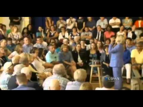 #FeelTheBern: Climate Activists Protest Clinton In NH