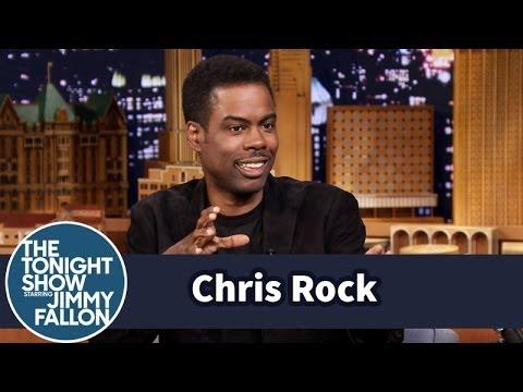 Chris Rock Is Spreading the Black Plague