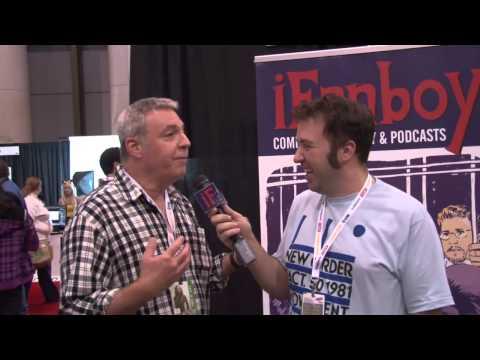iFanboy Episode #269 - Lee Zlotoff The Creator Of MacGyver