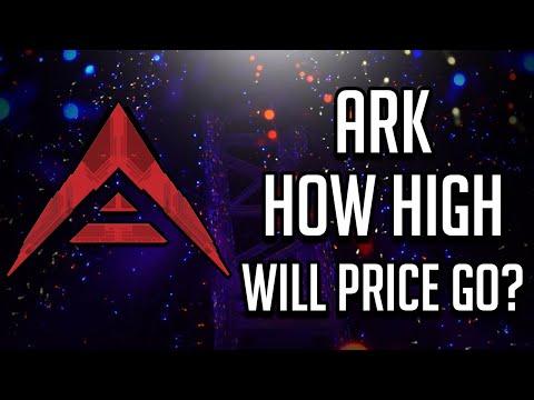 ARK Crypto - How High Will Price Go? (2019)