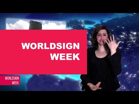 WORLDSIGN | Russia Threatened USA, Portugal Wildfire, DeafSkills in Russia and more news…