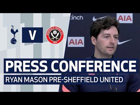 Ryan Mason on social media boycott, team news & run-in | PRE-SHEFFIELD UNITED PRESS CONFERENCE