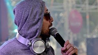 Majka, Curtis, BLR: Belehalok (LIVE) - StrandFesztivál 2013
