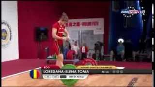 2013 World Weightlifting Championships 58 Kg A Group