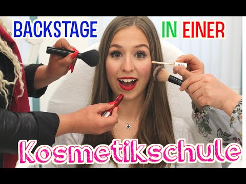 ausbildung zur visagistin make up artist cali kessy youtube. Black Bedroom Furniture Sets. Home Design Ideas