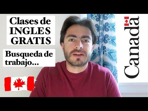 Clases De Ingles GRATIS En Canada Y Busqueda EMPLEO - Servicios Que Ofrece El Gobierno