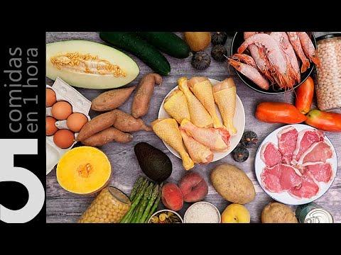 menú de otoño 7 días de comidas