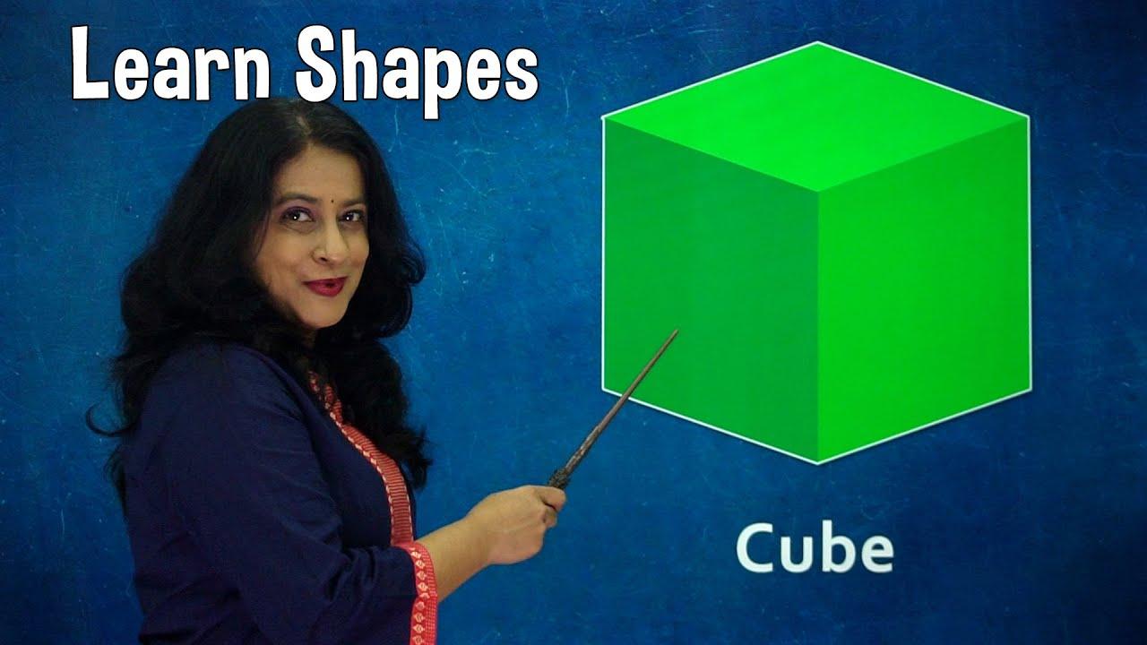 Learn Shapes | Pre School Learning Videos | Online School Videos | Pebbles Kids Stories