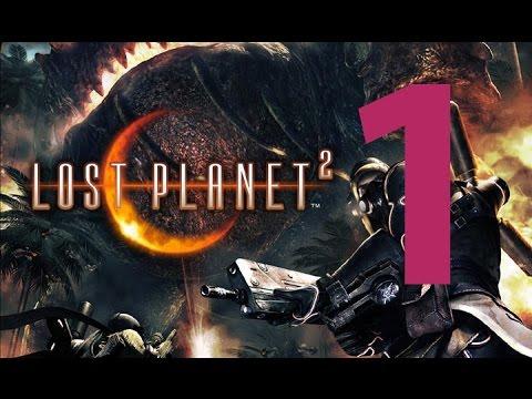 Прохождение Lost Planet:Extreme Condition-Пролог