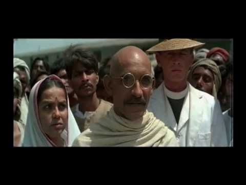 Gandhi - A Richard Attenborough Film
