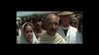 Gandhi - A Richard Attenborough Film