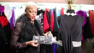Can a Woman Wear a Pantsuit to a Black Tie Event? : Modern Style
