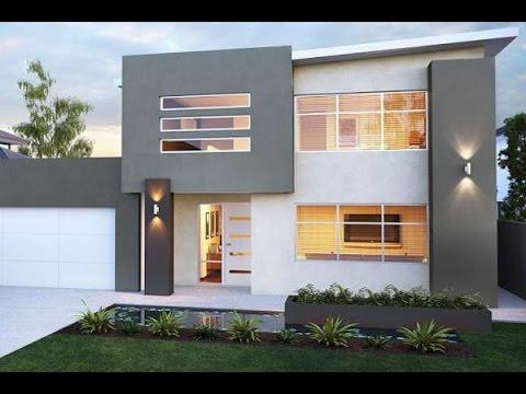 Desain Rumah Minimalis Modern Type 45 Desain Rumah Minimalis 2 Lantai Type 45 Youtube