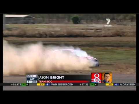V8 2011 Event 6 (Darwin) Action Highlights