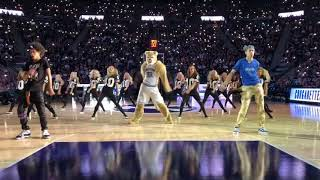 cosmo cougar rolex halftime with ayo teo