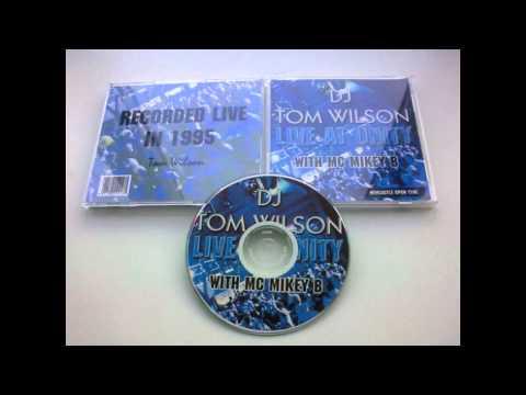 Tom Wilson & MC G  - live @ unity 95 / full set