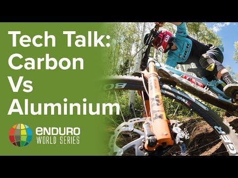 Carbon Vs Aluminum Wheels: Which do EWS pros use?