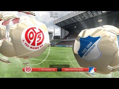 FIFA 13 Bundesliga Prognose - 1. FSV Mainz 05 vs. TSG 1899 Hoffenheim - [Deutsch] [HD]
