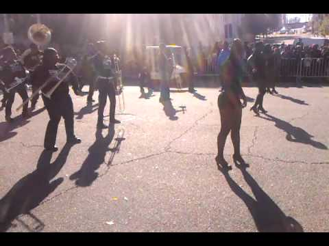 Wilcox Central High School Marching Band