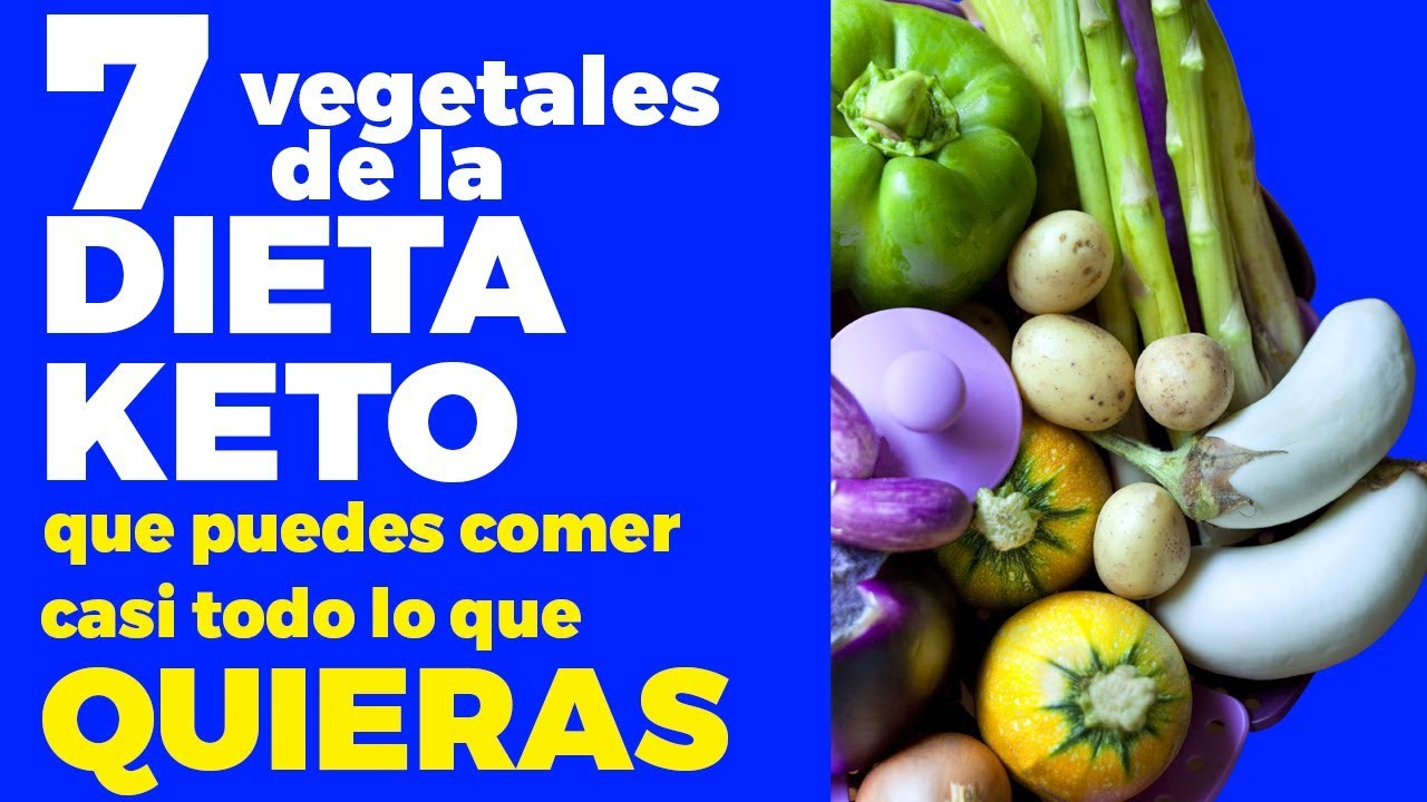 frutas y verduras en una dieta cetosis