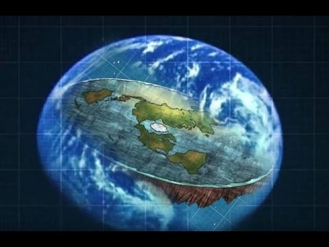 Is the Earth flat? - With the Galactic Historian