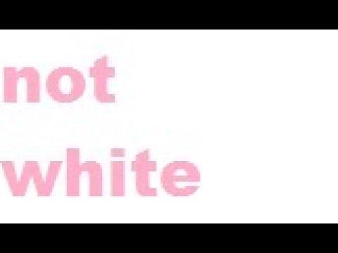 Neely Fuller Jr- white, Caucasian, Negro