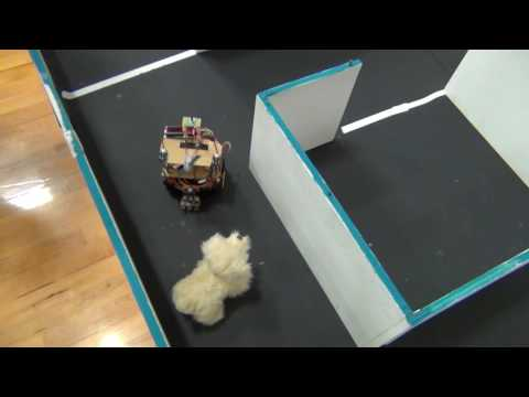 BU2B2 - Trinity College Firefighting Home Robot Content Competition Practice Trail 29
