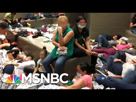 NBC: Migrant Kids Report, Misconduct By Agents At Arizona Border Station | The Last Word | MSNBC
