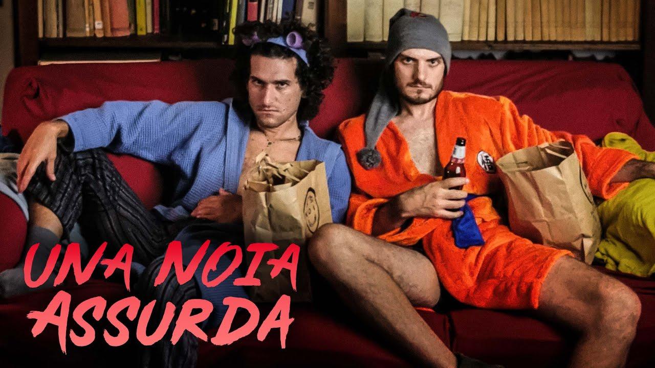UNA NOIA ASSURDA (Parodia UNA VOGLIA ASSURDA) | Le Coliche