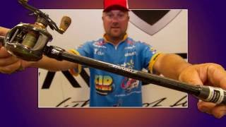 Favorite USA Rods featuring FLW Tour pro David Dudley