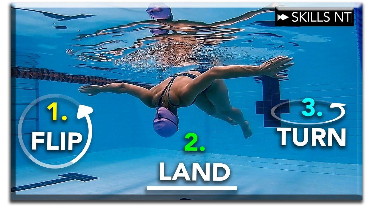 Sigma Friday Swim Tip: Flip Turns Round 2 + Intro Info on Swim Meets