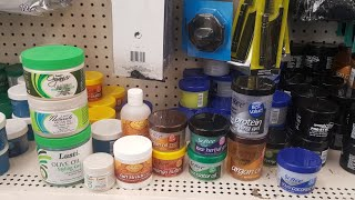 What's New at Dollar Tree| Natural hair products?