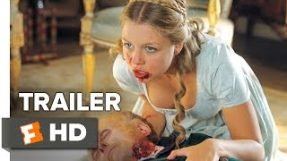 Pride and Prejudice and Zombies Official Trailer #1 (2016) - Lily James Horror Movie HD thumbnail