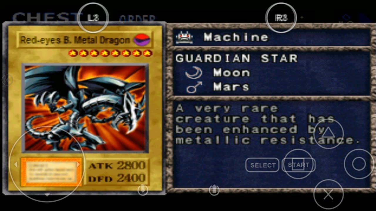 yu gi oh forbidden memories 2 ultimate red eyes b metal dragon
