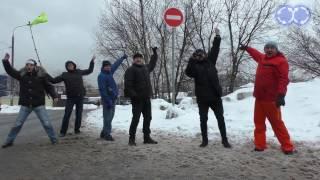 Вектор Движения №130. Фестиваль слепых водителей. 1 часть.