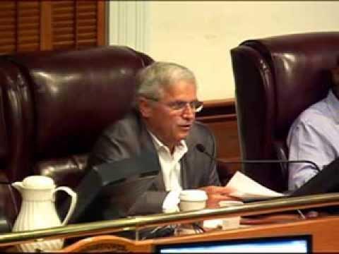 Key West Mayor Craig Cates 2014 State of the City address