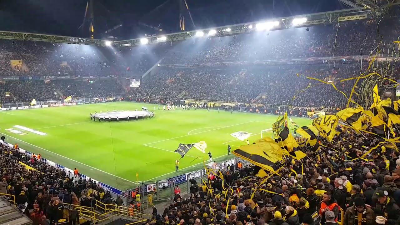Dortmund Vs Bergamo