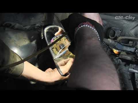 Замена цепей ГРМ на Chevrolet Captiva 3.2 - часть 3