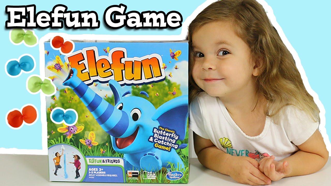 Elefun Game - YouTube