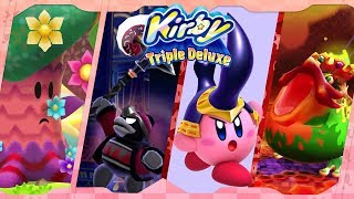 The True Arena (Beetle Kirby) | Kirby Triple Deluxe ᴴᴰ (2014)