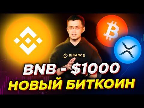 Коррекция или КРАХ Биткоина? Покупать Binance Coin пока дешево? Что будет с BTC, BNB, XRP