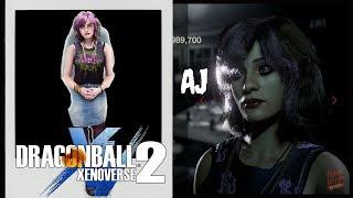 DRAGON BALL XENOVERSE 2 COMMENT COMMENT FAIRE DE L'AJ À PARTIR DE VENDREDI 13, LE JEU