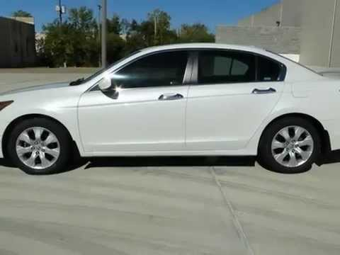2008 Honda Accord Sdn 4dr V6 Auto EX-L (Grand Prairie, Texas) Buy here pay here, No credit check.