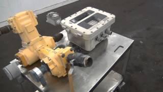 Used- Liquid Controls Metering Pump - stock # 44801053