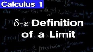 [Calculus 1] Precise Definition of a Limit