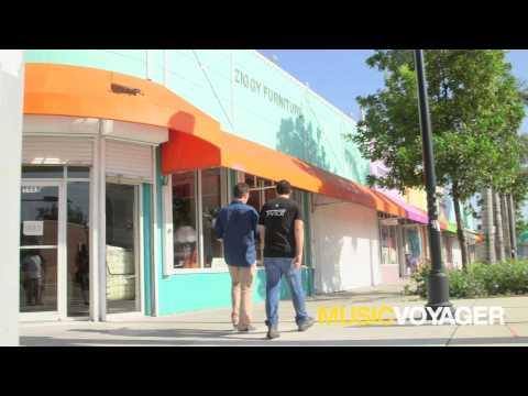 MVTV: T-Vice Reveals the Colors of Miami's Little Haiti