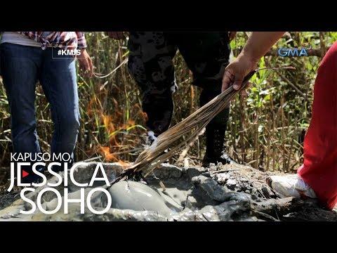 Kapuso Mo, Jessica Soho: Misteryosong putik sa Mountain Province