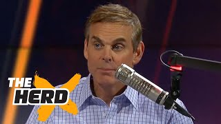 Cowherd wanted Odell Beckham Jr. to score a TD on the Giants